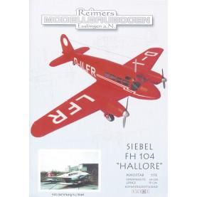"Siebel FH 104 ""Hallore"""