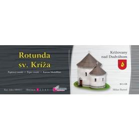 Rotunda of the Holy Cross – Krizovany nad Dudváhom