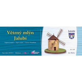 Wind mill in Jalubi