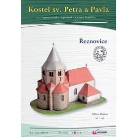 Church St. Peter und Paul in Reznovice
