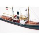 Motor Tugboat Hermes