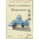 Japanische Burg Matsumoto