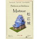 Japanische Burg Matsue