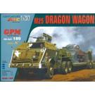 US Panzertransporter M25 Dragon Wagon