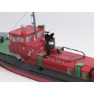 Tug boat Notec incl. lasercutset