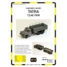 Pritschenwagen Tatra T148 VNM